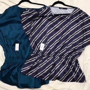 Eloquii blouses | size 14/16